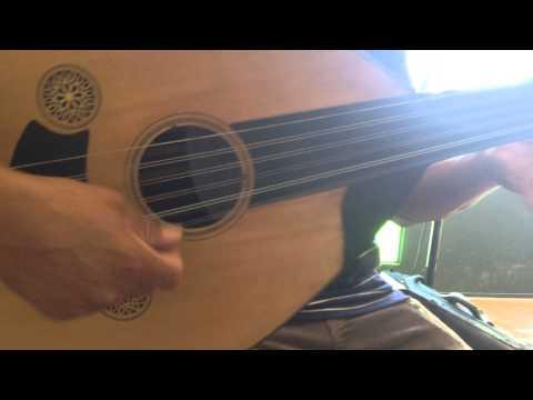 ISRAEL - Agadeta Post Performance String Demo