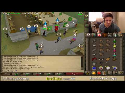 B0aty quits DMM - BEST OF RUNESCAPE TWITCH MOMENTS #94