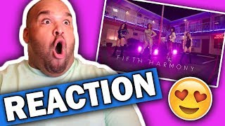 Fifth Harmony Down ft Gucci Mane Music Video REACTION