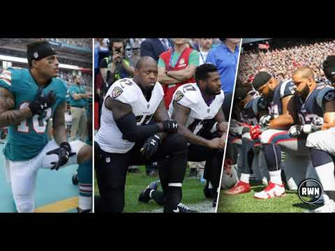 NFL Team Announces They Will Go Beyond Fines When Penalizing Players Who Kneel For Anthem