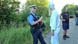 German Police Prank!