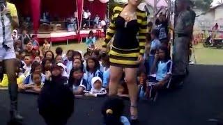 Juwita Bahar Kereta Malam Sexy Mini Dresses Live Performance