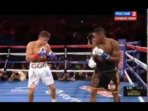 Геннадий Головкин против Вилли Монро