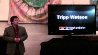 What a whale can teach cities about millennials | Tripp Watson | TEDxBirminghamSalon