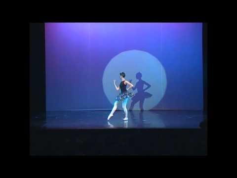 Balletto arte Nikè-Balanchine Diamanti Laura Messina