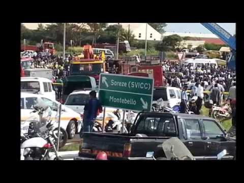 The story of Soreze Accident, Mauritius, 3rd May, 2013