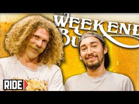 Tommy Sandoval & Tony Cervantes: Mace! Virginity! Explosions! Walk Offs! Weekend Buzz ep. 34