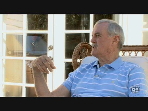 John Cleese on Sarah Palin