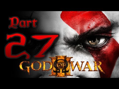 God Of War III HD – Zeus pt 2