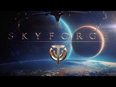 Skyforge на PS4 первый взгляд