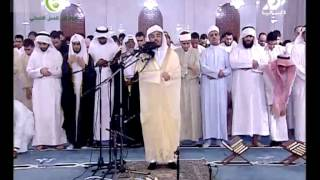 سورة السجدة كاملة - الشيخ ياسر الدوسري - يوم 19/ ليلة 20 رمضان 1434هـ - دبي