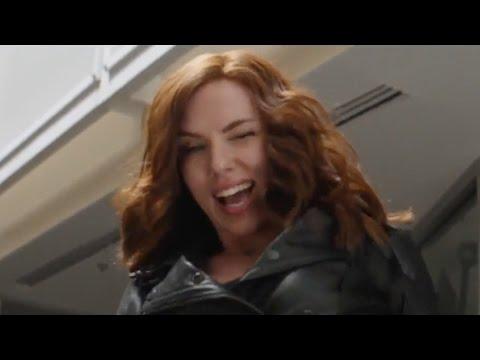 Captain America 3: Civil War - Bloopers & Outtakes | official featurette (2016)