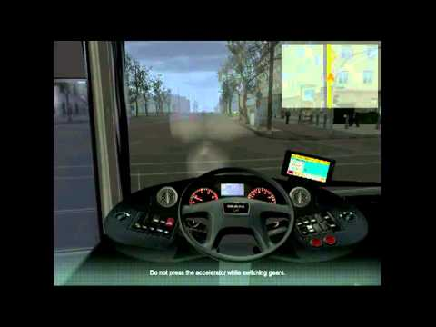 City Bus Simulator 2 Munich: Gameplay 2 (FULL ROUTE, Line 100 Eastbound)