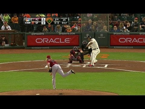 Morse hits a monster solo home run