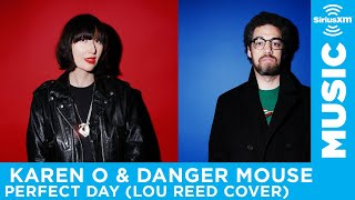 "Karen O and Danger Mouse - ""Perfect Day"" (Lou Reed Cover) 