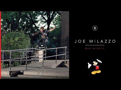 Joe Milazzo - Mag Minute