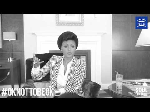 Janelle Monae talks asking for help + creative release #OKNotToBeOK