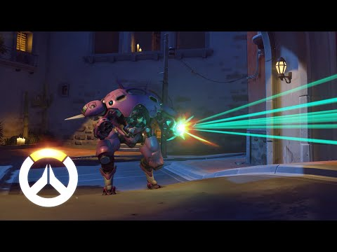 D.Va Ability Overview | Overwatch