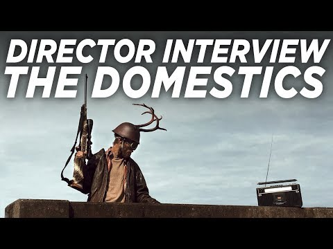 Interview W/ Mike P. Nelson, Writer & Director Of The Domestics | Loyalty Cup