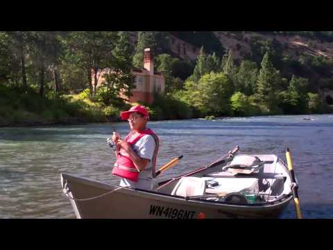 Klickitat Steelhead Fishing