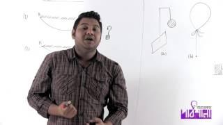 03. Sum of String Tension Part 01 | সূতার টানের অংক পর্ব ০১ | OnnoRokom Pathshala
