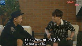 Seungri & Taeyang on Starcast - Pure Fiction