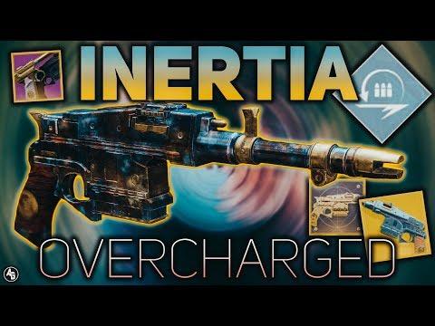Sturm and Drang (Inertia Overcharged) | Destiny 2 Forsaken thumbnail