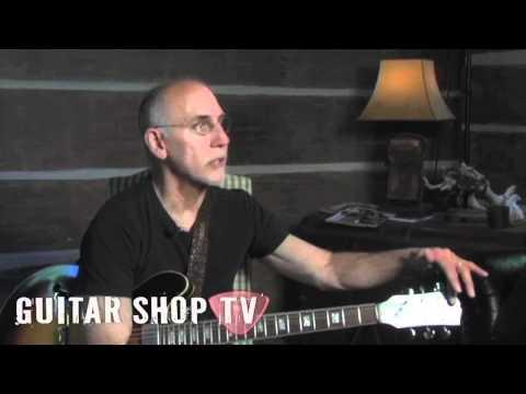 GuitarShopTV Episode 4: Blues/Jazz Guitarist Larry Carlton