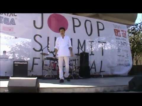 J-pop Summit Festival 2012: Rome Kanda (8 26) video