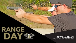 Introducing CCW Guardian Range Day [Official Trailer]