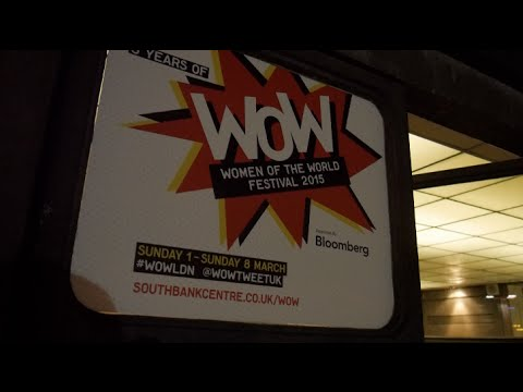 Music conversations at Women of the World Festival 2015