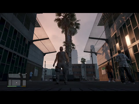 GTA 5 - Play as a Soldier! (Call of Duty Mod) [Mod Showcase]