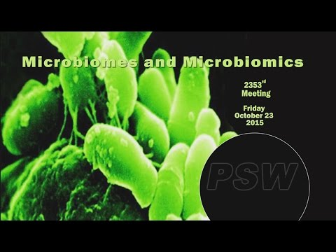PSW2353 Microbiomes and Microbiomics