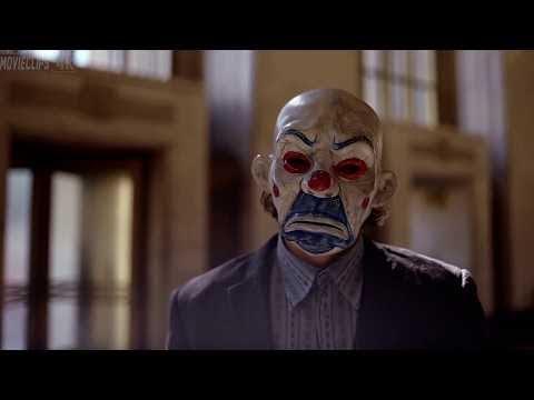 Joker Robo al Banco - The Dark Knight (Español Latino) (4k-HD)