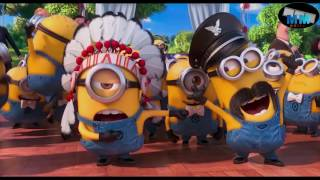 New Dhishoom with Minions trailer 2017 hd