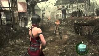 Resident Evil 4 os Mercenários no Modo Impossível   Ada na Villa