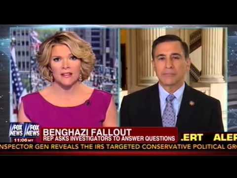 Rep. Issa To Megyn Kelly On Obama's Benghazi Response: Act Of Terror Different Than Terrorist Attack