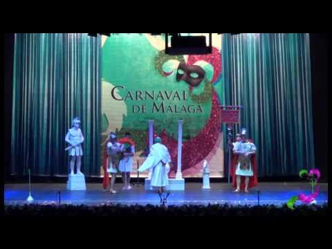 MÁLAGA COAC 2014 PRELIMINARES - BOQUERONES A LA ROMANA
