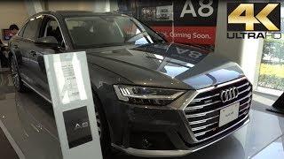 NEW Audi A8 55 TFSI quattro 2019 Reviews Interior Exterior - 2019 Audi A8 - 新型アウディA8