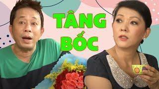 Bảo Chung ft. Phương Dung ft. Tuấn Hùng ft. Lâm Mỹ Vân - Hài kịch TÂNG BỐC (Full HD)