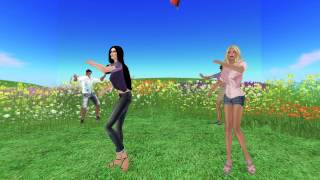 Happy in Second Life
