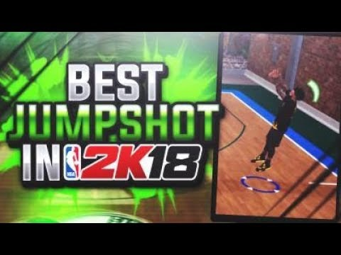 Why Is This Jumpshot So Underrated In NBA 2K18! This Jumpshot is So Wet