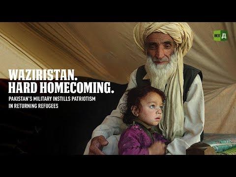 Waziristan. Hard Homecoming. Pakistan's military instills patriotism in returning refugees thumbnail