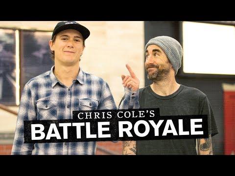 Clive Dixon Vs. Billy Marks - Battle Royale