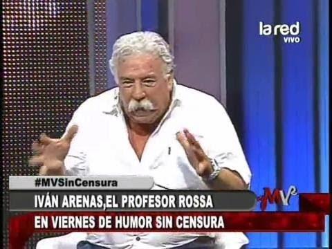 Ivan Arenas, Don Carter  &  Edo Caroe en Viernes sin Censura (11/01/2013)