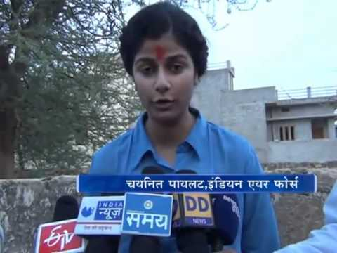 City girl Swati Rathore clears IAF exam, says parents should let children follow their dreams