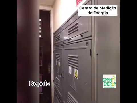 EDIFÍCIO IBICABA - ADEQUAÇÃO ELÉTRICA - SPRING ENERGY