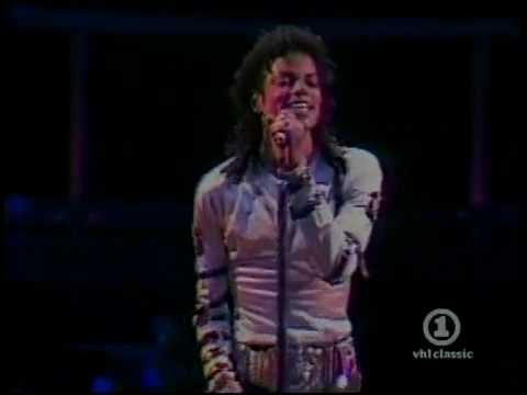 Michael Jackson -Another Part Of Me Live - High Quality (HQ)