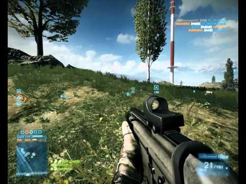 Battlefield 3 - Super-Soldier [БАГ]