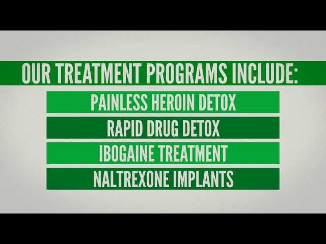 Drug detox and rehab clinic